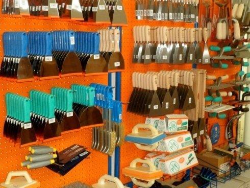 pennelli, spatole, vendita pennelli