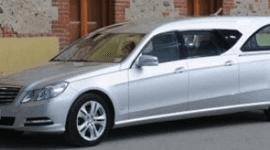 Carro funebre Mercedes ultimo modello