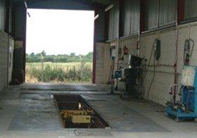 MOT testing station - Honeybourne, Worcestershire - Badham Motors - MOT testing
