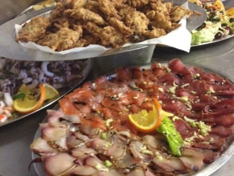 specialità pesce e carne ristorante