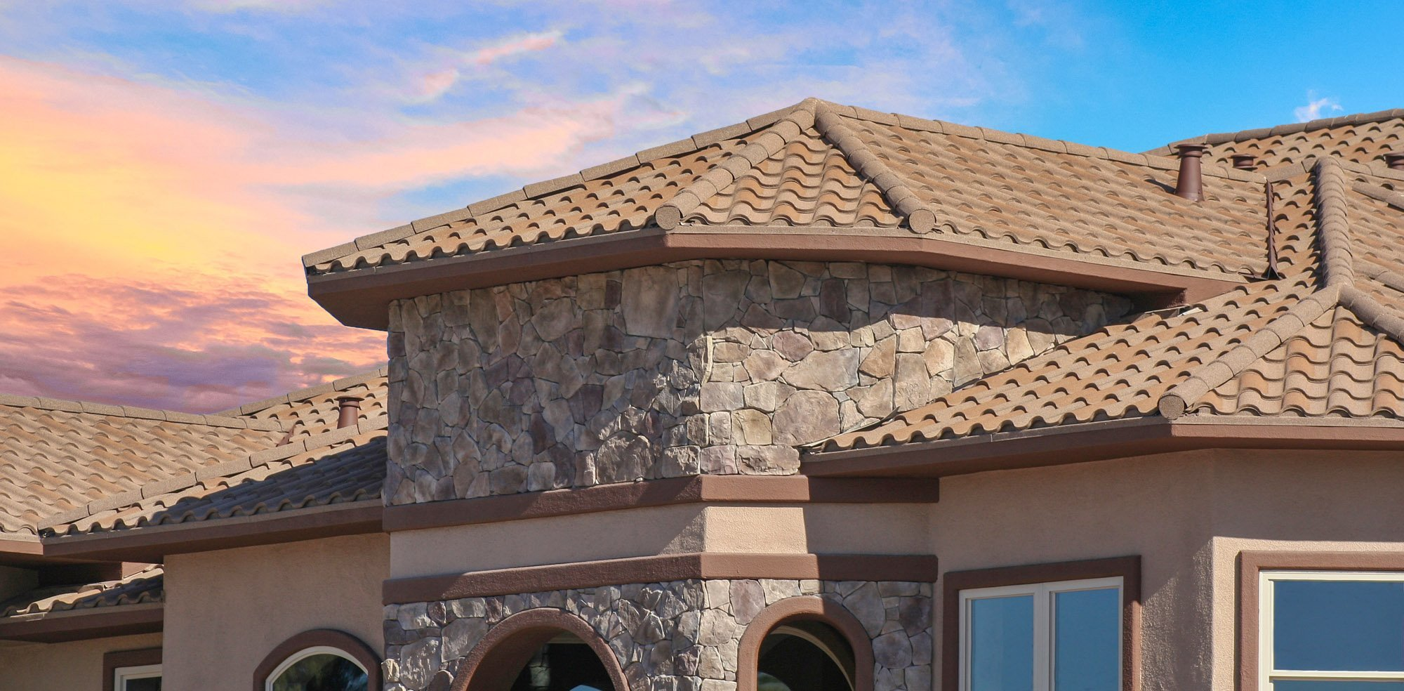 Stone Coated Steel The Best Roofing Material For Desert Homes