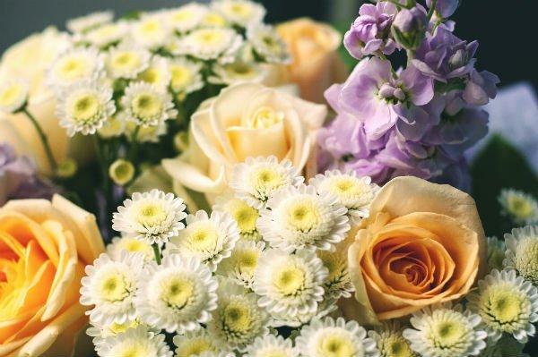 fiori per addobbo funebre
