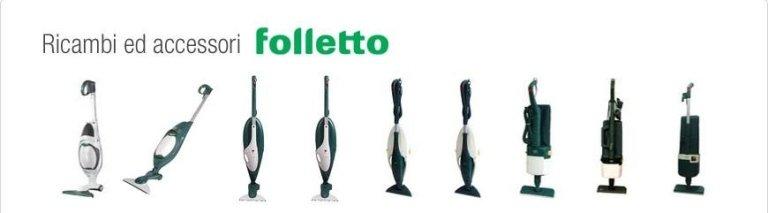 Ricambi Originali Folletto