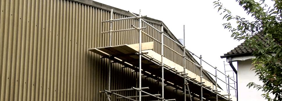 new scaffolding