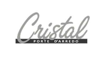 Cristal porte