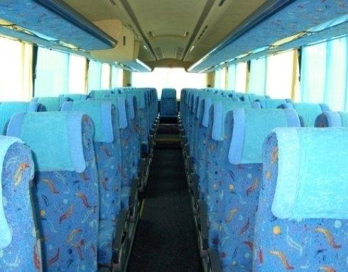 Sergio Melis noleggio autobus