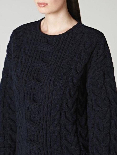 MAX MARA - Pullover in maglia di lana