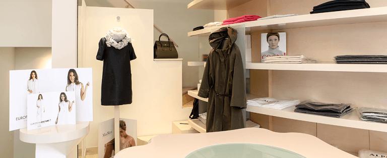 vendita al dettagli abbigliamento donna