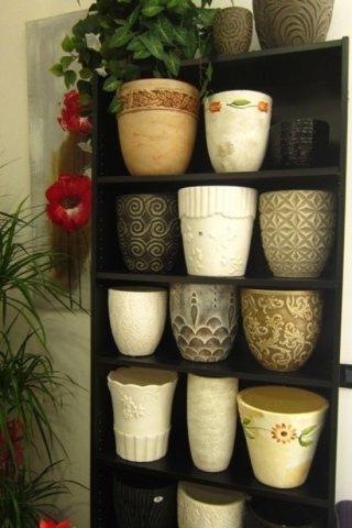 vendita vasi di terracotta