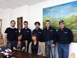 il team di Termoidraulica Biagini