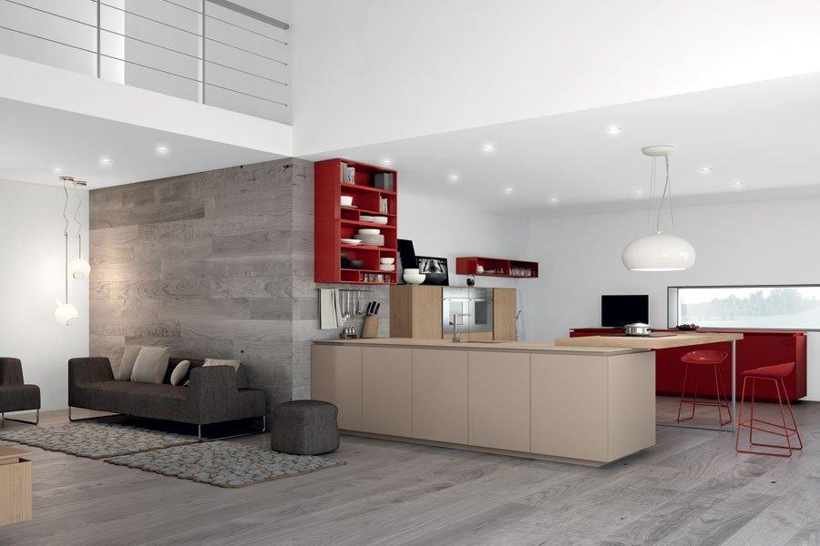 Mobili moderni per la cucina