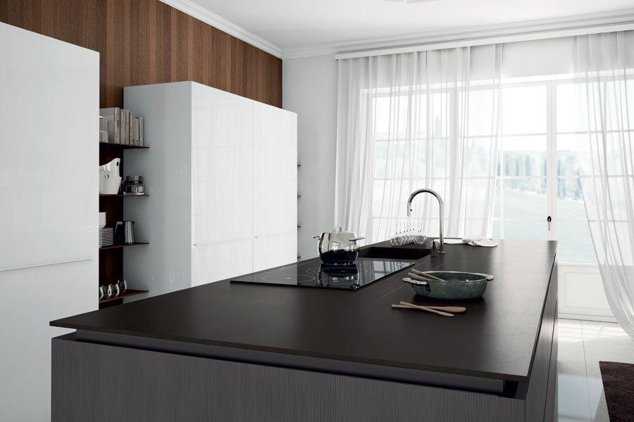 Progettazione cucina moderna