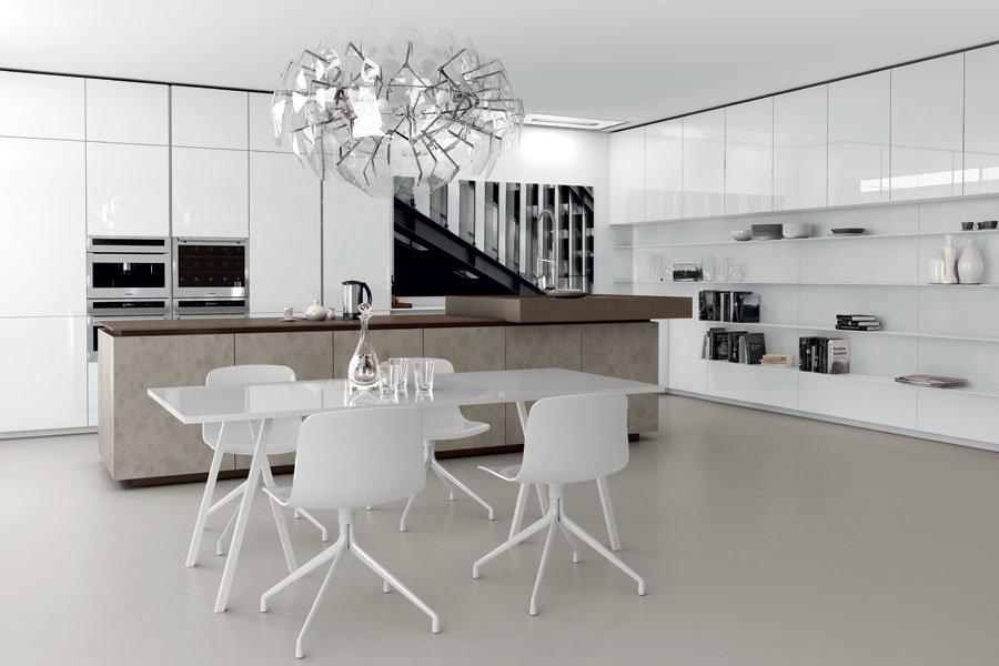Arredamento moderno per la cucina