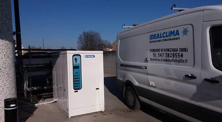 Installiamo sistemi di refrigerazioni in furgoni per un miglior trasporto degli alimenti