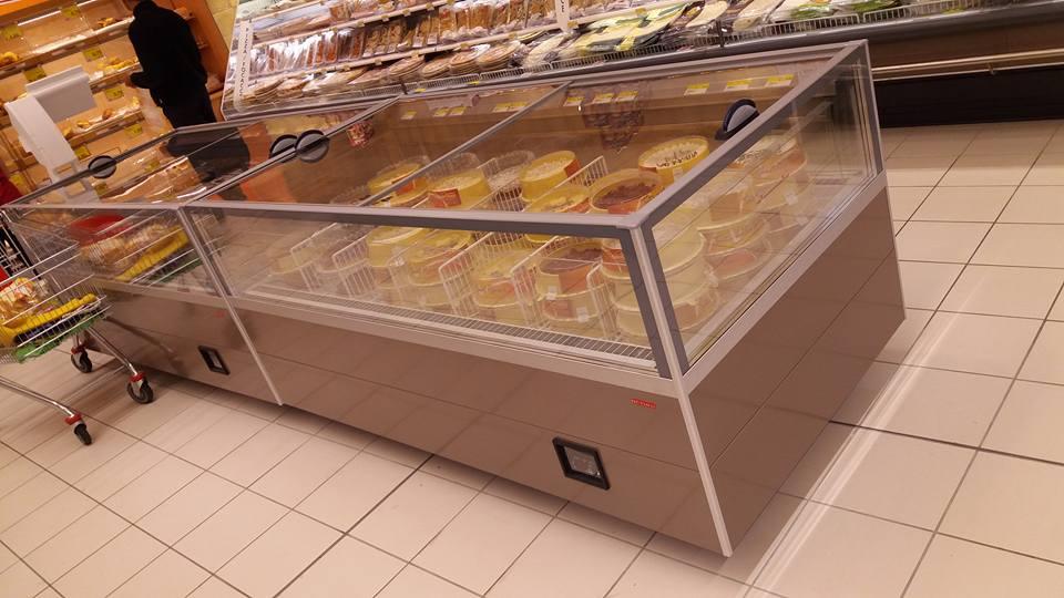 Diversi sistemi di raffreddamento per vari prodotti e esigenze