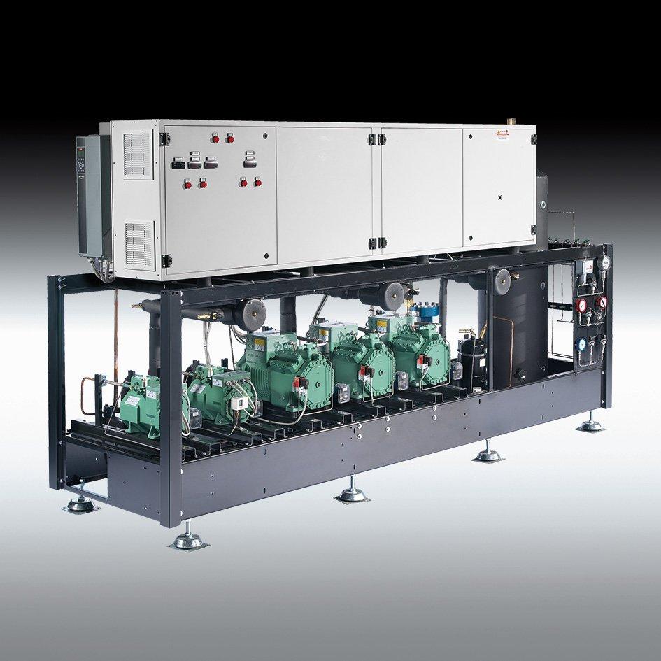 La pompa di calore è un'apparecchiatura innovativa che, sfruttando una quantità minima di energia elettrica o di gas, riesce a produrre una quantità superiore di energia termica.