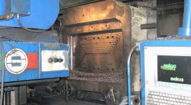 prestampi industriali, torni a controllo numerico, tornitura acciaio
