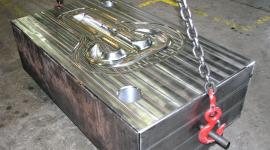 fucinatura stampi in acciaio, stampi industriali in acciaio, stampi per l'industria