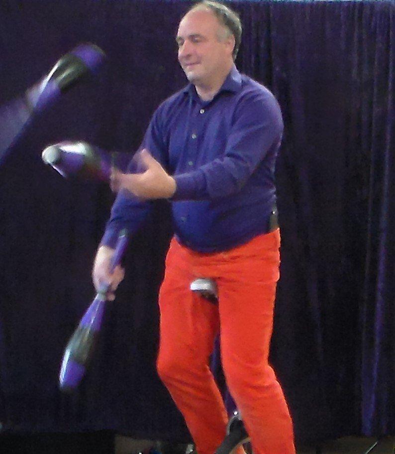 Paul Antonio Juggler