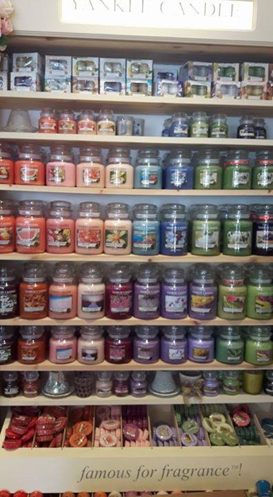 candele profumate e naturali