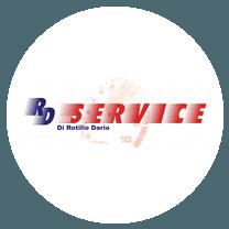 Carrozzeria rd service logo