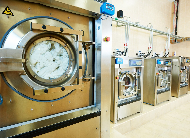 macchinari professionali per lavanderia