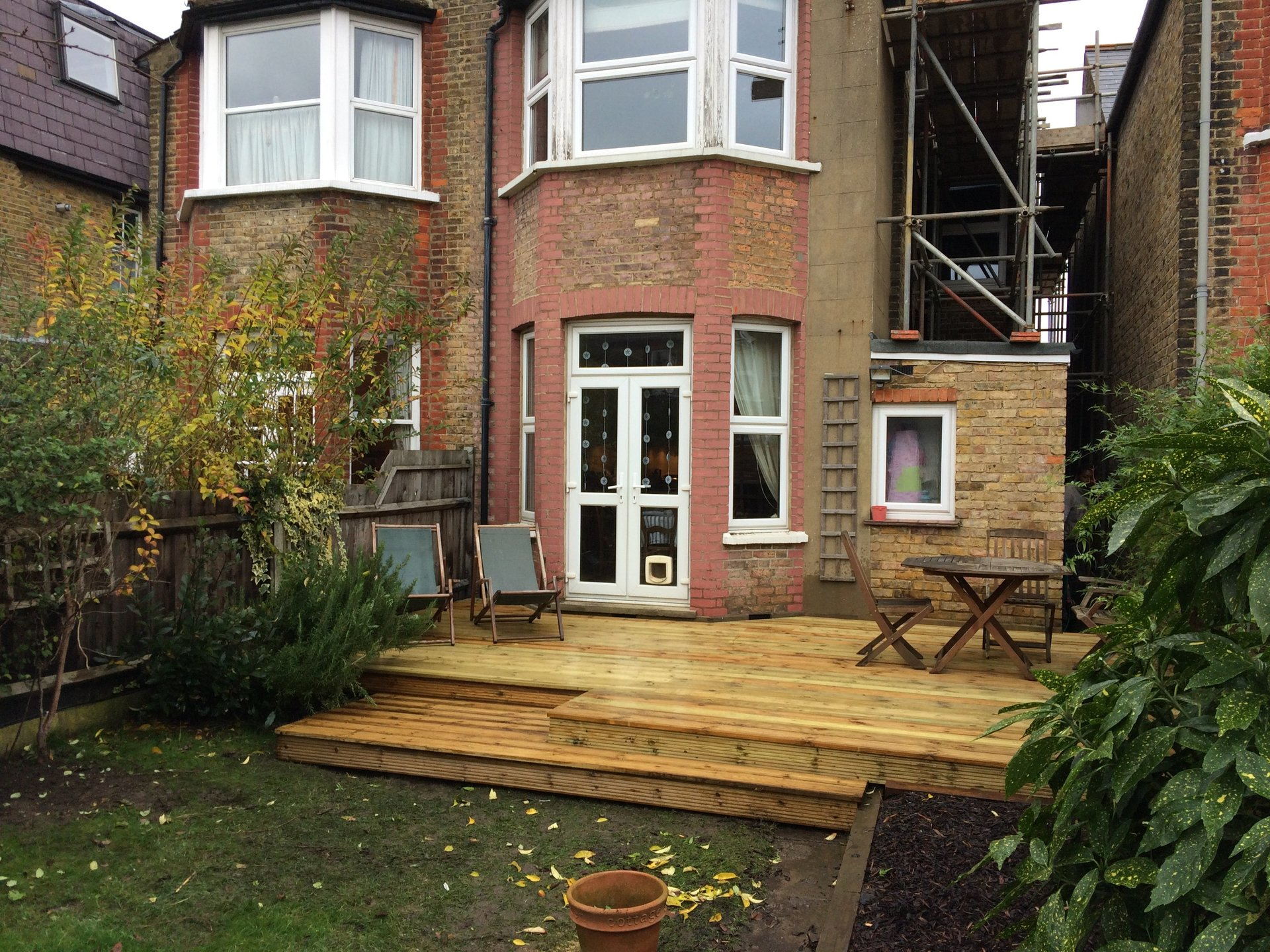 Garden, Fencing, Design and Build in London and Surrey - Gallery