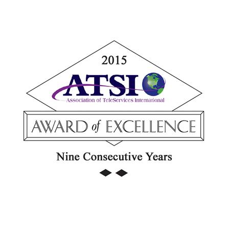 ATSI Award of Excellence