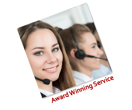 Award winning answering service