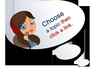 Click a link