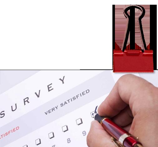 Documenting your surveys