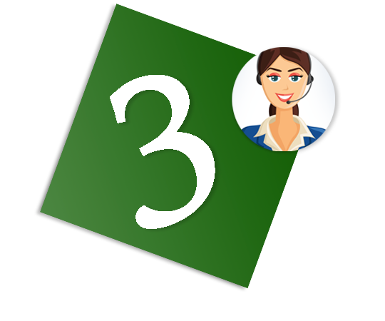 3.  AnswerOne can schedule your appointments