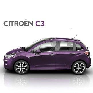 Nuova Citroen C3