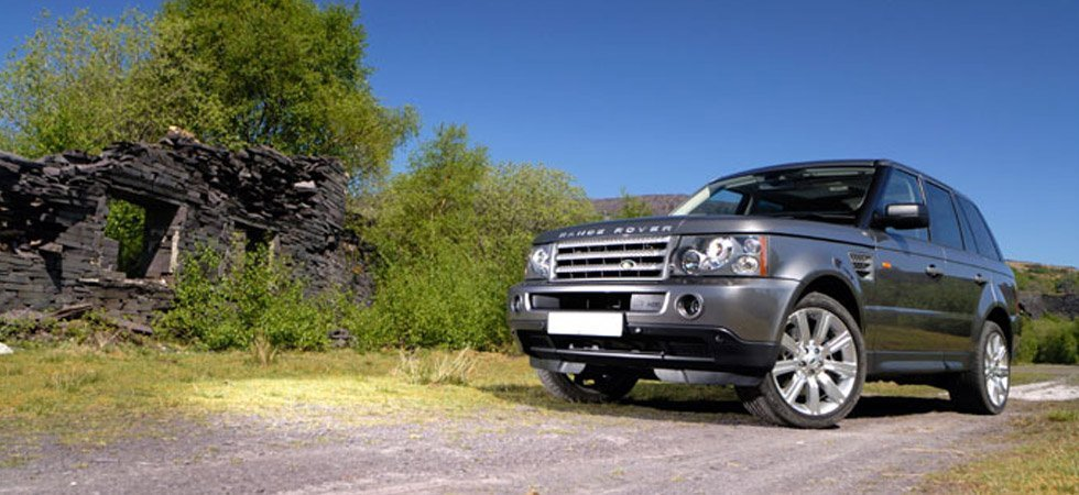 Top quality Range Rover parts