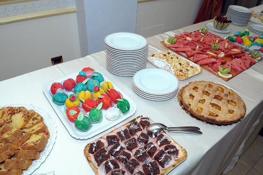 organizzazione buffet