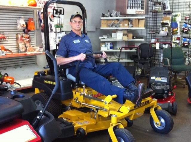 Call us if you need a lawn mower in Asheboro, NC!