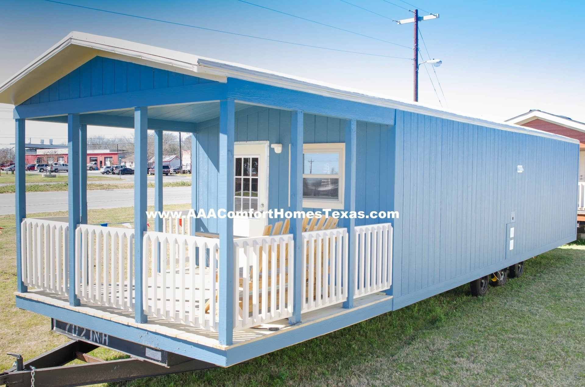 Texas Size Tiny Houses Manufactured Homes Victoria TX