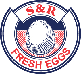 S & R Egg Farm logo