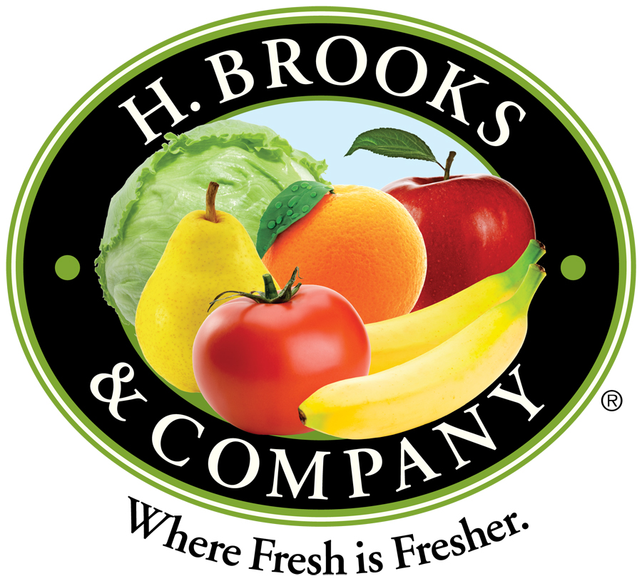 H Brooks logo