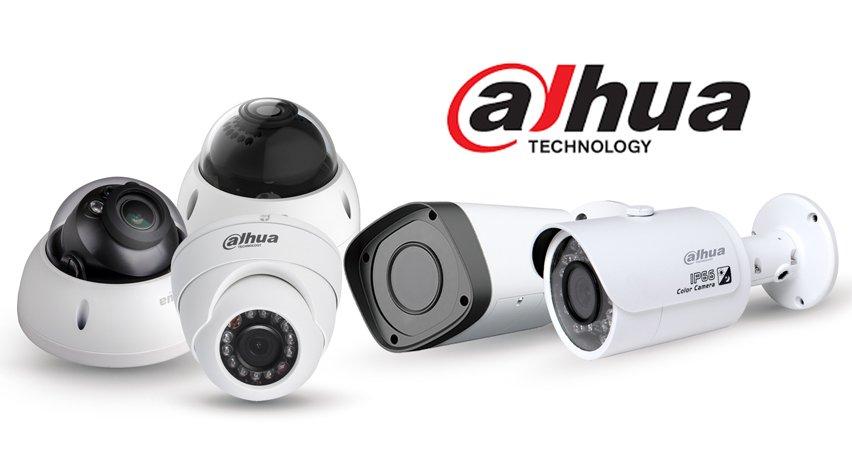 various cctv cameras by daihua
