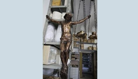 statue in bronzo