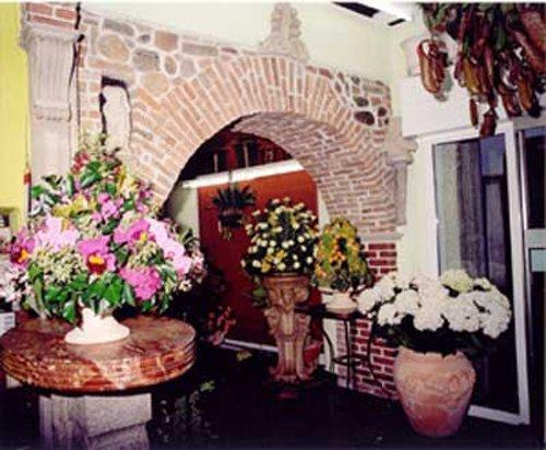 interni negozio di fiori