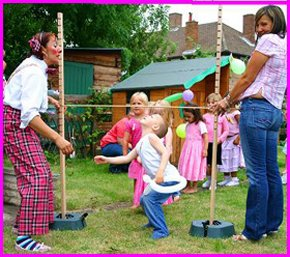 Limbo Dancing - Northolt, Middlesex - Naima's Magical Parties - Children parties