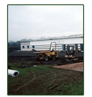 Piling - Northampton, Lincoln, Birmingham - First Foundations - Construction 4