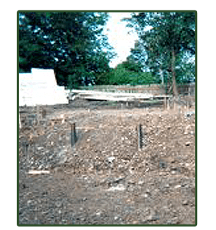 Mini-piling - Derby, East Midlands - First Foundations - Construction 6
