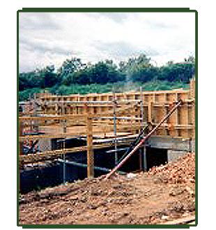 Civil engineering - Northampton, Lincoln, Birmingham - First Foundations - Construction 2