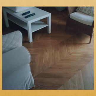 parquet salotto