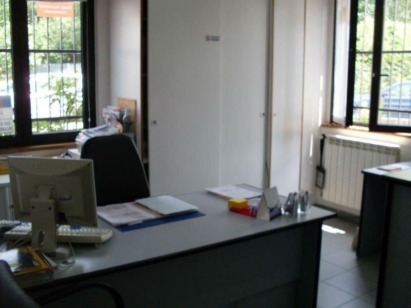 ufficio interno carrozzeria