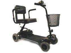 wide mobility scooter