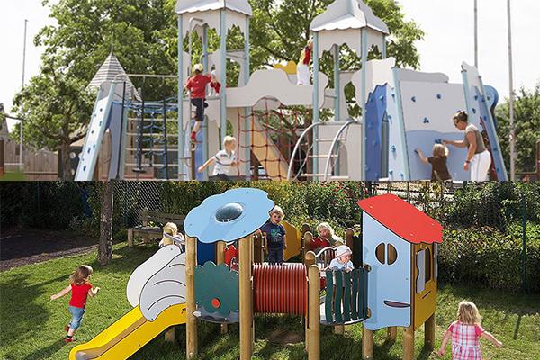 giochi per bambini in legno
